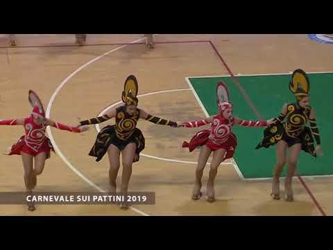 Carnevale sui pattini 2019 - Ottava parte