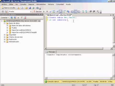 Instalacin de sql server 2008 express with advanced services instalacin de sql server 2008 express with advanced services sciox Gallery