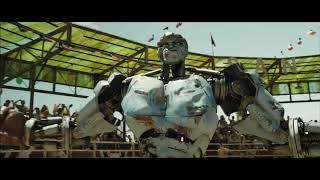 Real steel till i collapse robot fighting scene