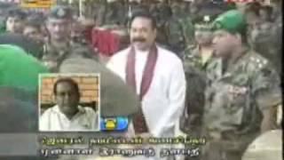 Sri Lankan Tamil News Part 1 18th April 2009