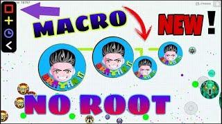 AGAR.IO NUEVO HACK DE MACRO SIN SER ROOT!!  2018 // NEW MACRO HACK NO ROOT // BraYan YT