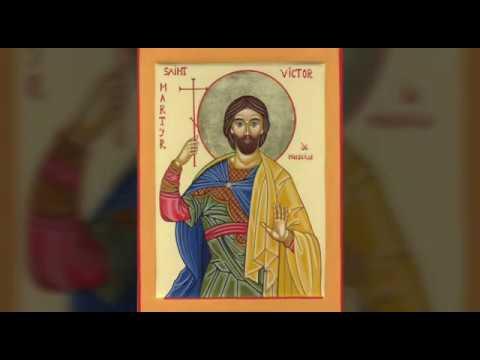 Житие мученика Виктора Марсельского (ок.290-300)