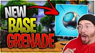 One of ItsYeGames's most viewed videos: NEW PORT A FORT BASE GRENADE UPDATE!! *COMING SOON*  FORTNITE BATTLE ROYALE WITH TEAM ALBOE!!
