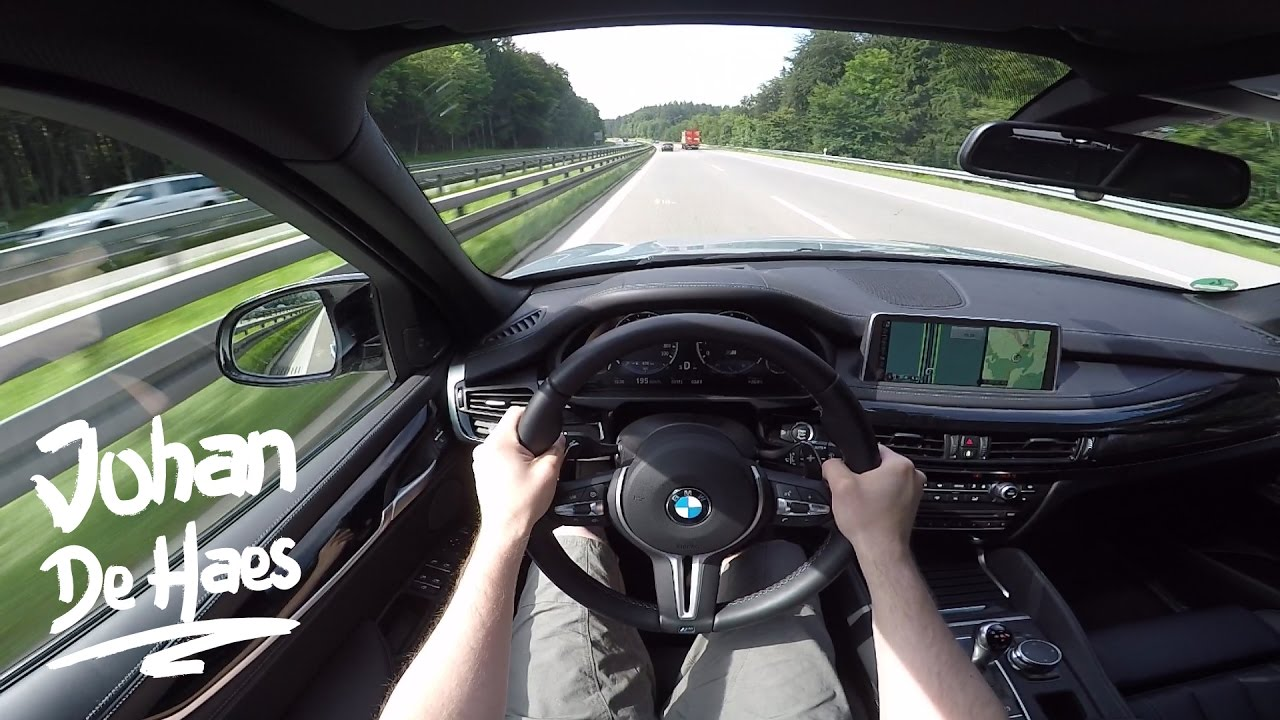 2017 bmw x5 m 575 hp pov test drive gopro youtube. Black Bedroom Furniture Sets. Home Design Ideas