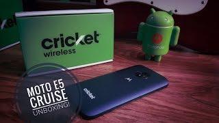 Cricket Moto E5 Cruise