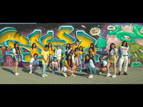 #NO APOLOGY DANCE CHALLENGE/Karencitta x UDC(wala akong pake)