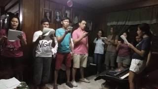 Koro Choir (diwa Ng Pasko)