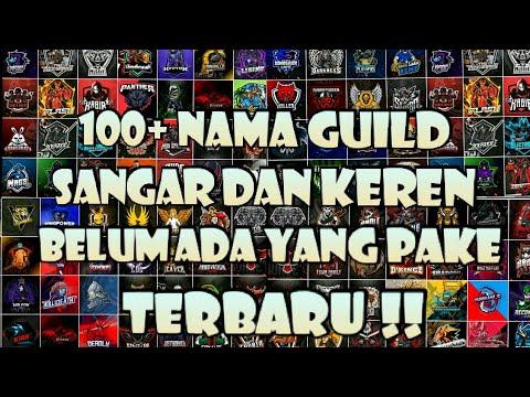 100 Nama Dan Logo Guild Ff Sangar Dan Keren Terbaru 2021 Youtube