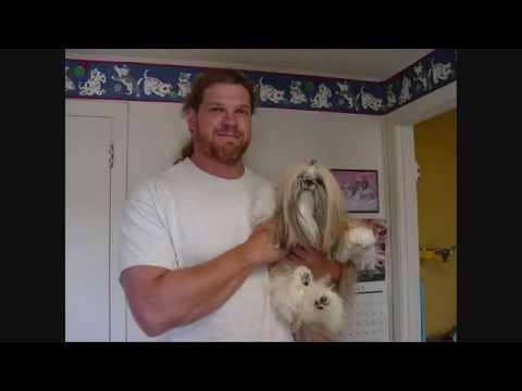 Glenn Jacobs with hair
