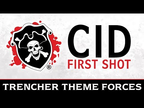 CID First Shot : June 14, 2017