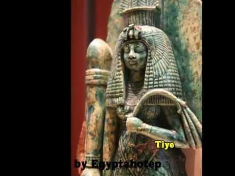 EGYPT 292 - ART of ANCIENT EGYPT II *FEMININE BEAUTY* (by Egyptahotep)