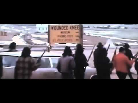 Wounded Knee short film ft Russell MeansLakota by ANYRIN