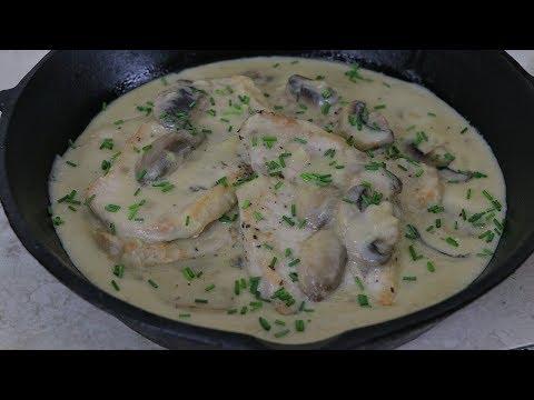 Creamy Pork Chops With Mushroom | Paano Magluto Ng Pork Chops | Tagalog Recipes