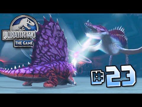 UNICORN WIZARD VS SEA WIZARD!! || Jurassic World - Lagoon Series - Ep 23 HD