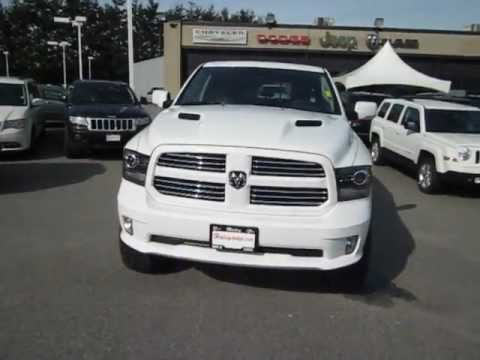 2013 dodge ram 1500 sport lifted - White 2014 Dodge Ram 2500 Lifted