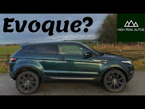 Should You Buy A RANGE ROVER EVOQUE? (Test Drive & Review)