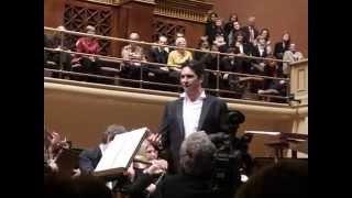 "Ildebrando D'Arcangelo - Don Giovanni ""Fin ch'han dal vino"" by Mozart"