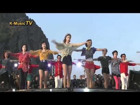 [LIVE HD 720p] 111112 T-Ara - Roly Poly @ KBS Love Jeju Island Concert