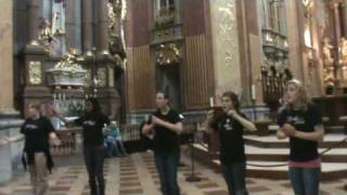 Bella Voce performs the Pentatonic Alajuela