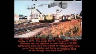 Skegness Railway Station