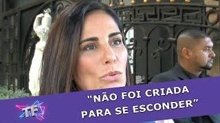 """Glória Pires Sobre Cleo E Antônia: """"não Foram Criadas Para Se Esconderem"""""""