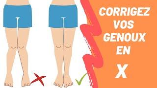 Exercices CORRECTIFS GENOUX en X