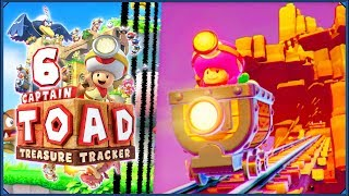 Captain Toad: Treasure Tracker #6 - Charlie kontra błotniste zombie!