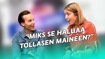 KAUHEE BITCH - Valtteri kattoo Au paireja ekaa kertaa