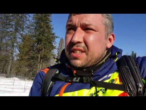 Сумбурный обзор снегохода Lynx Ranger 49 600 E-tec