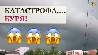 СТРАШНАЯ буря / Что с моим огородом?!