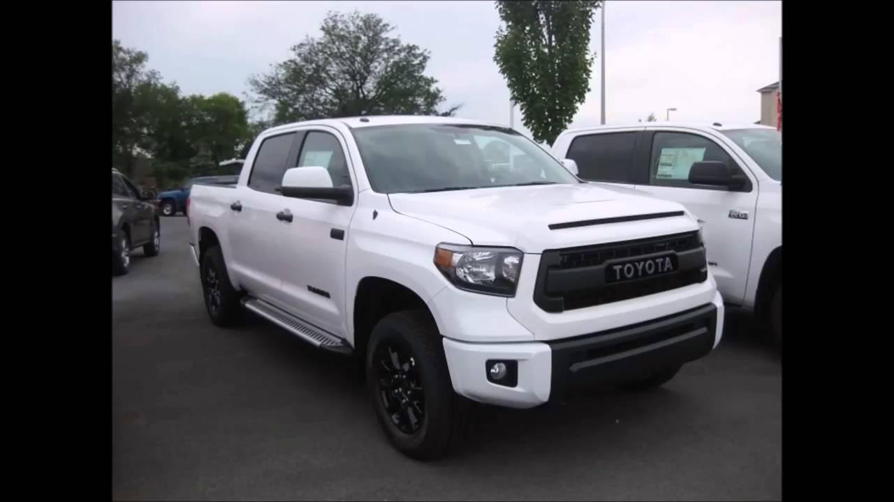 Toyota Tundra Running Board Install - YouTube