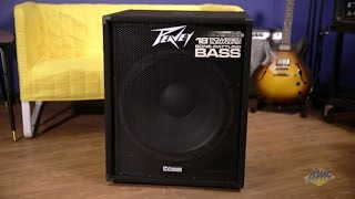 Peavey PV 118D Powered PA Subwoofer -  Peavey PV118D