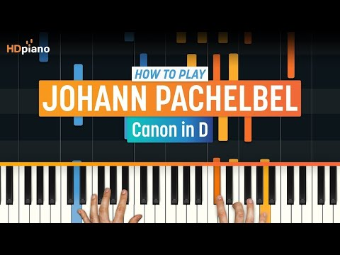 "How To Play ""Canon in D"" by Johann Pachelbel 