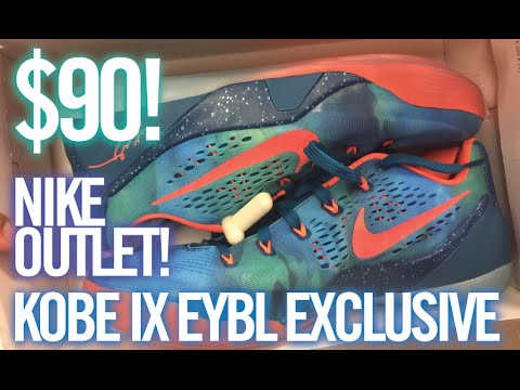 Nike Outlet Memorial Day Sale - 30% OFF Kobe IX Peach Jam?!