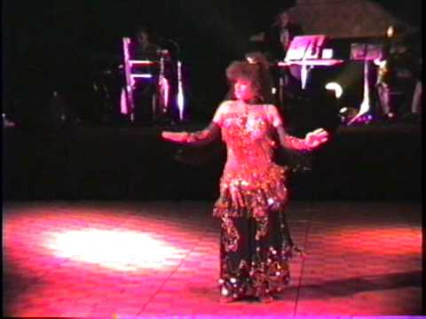 International Belly Dancer Soraya in NJ Casino Concert, music by Mokhtar al Said/Hany Mehanna