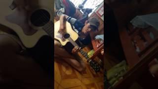 60 năm cuộc đời - guitar - thầy phong