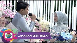 Romantis Dengan Tulus Billar Melamar Lesti Di Hadapan Orangtua Dan Tamu Lamaran Leslar MP3