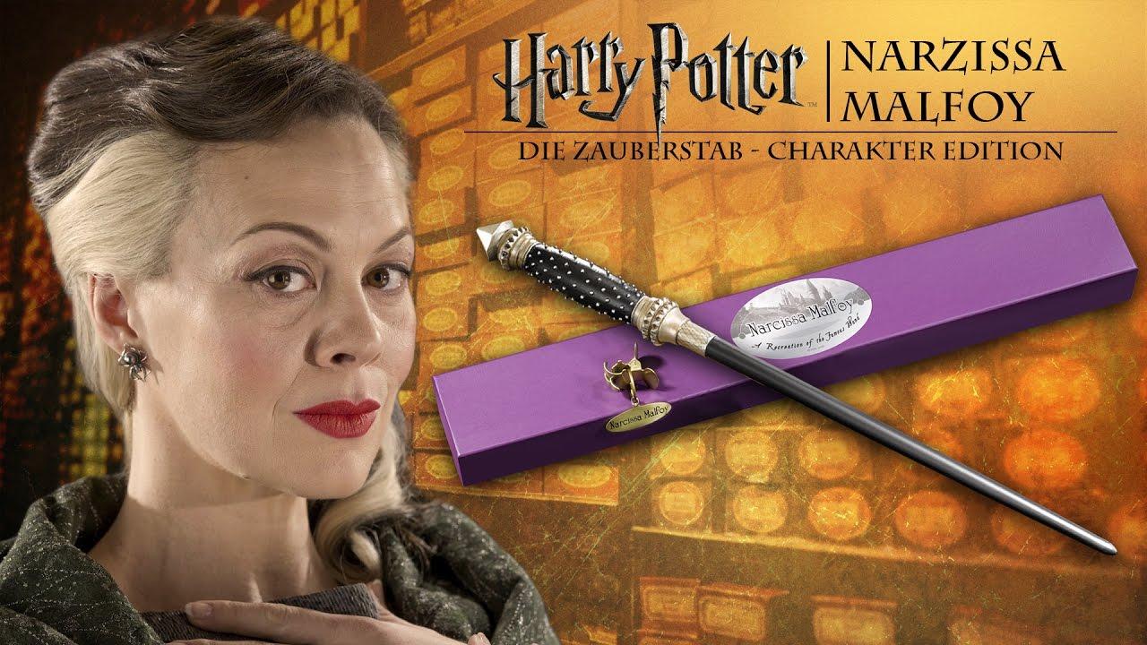 Harry Potter Narzissa Malfoy Zauberstab