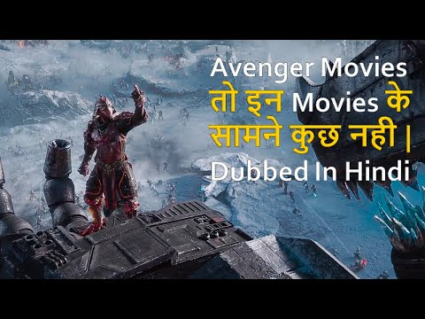 Top 10 Best Unbelievable Action Movies Dubbed In Hindi
