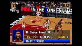 NBA In The Zone 2 ... (PS1)