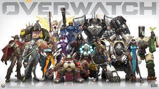 Страдаем в ивенте годовщины #Overwatch