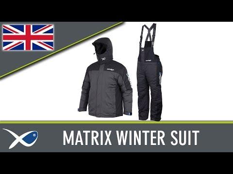 *** Coarse & Match Fishing TV *** Matrix Winter Suit