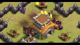 Clash of Clans - Expectations of Hogs, Dragons, and Giants