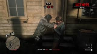 Red dead redemption 2 funny