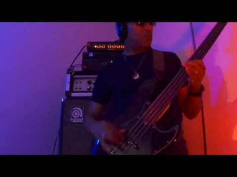 """ERIC CARMEN """"Hungry Eyes"""" (bass cover)"""