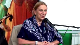 2015-08-20 Матаджи Мандакини о Шриле Прабхупаде [Омск]