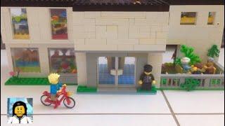 Como construir um Shopping de Lego
