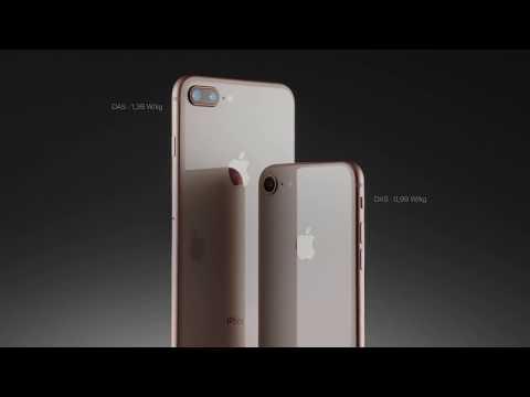 Le nouveau iPhone 8 (Publicité 15s, Bouygues France)