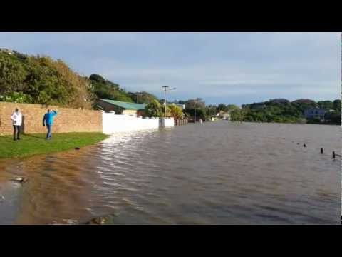 Port Elizabeth, South Africa (floods october, 2012)