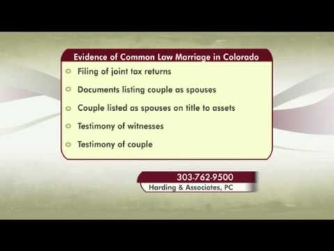 Legal Advice on Common Law Marriage